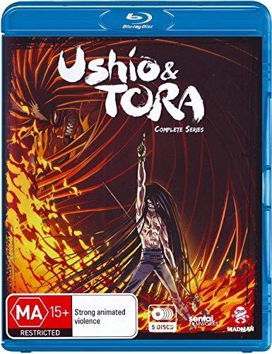 Ushio & Tora - Complete Series - 5-Disc Set [ Origine Australiano, Nessuna Lingua Italiana ] (Blu-Ray)