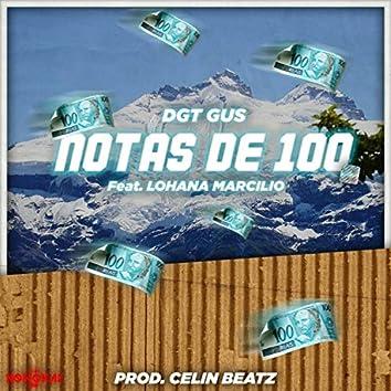 Notas de 100