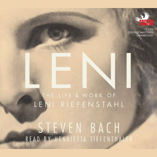 Leni audiobook cover art