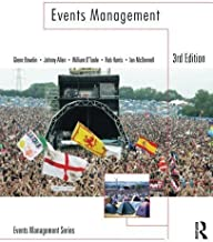 Events Management by Glenn Bowdin (2010-09-24)