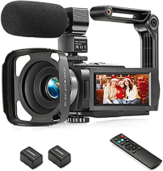 Yeehao 36MP 3.0 Inch IR Night Vision 16X Digital Zoom Camcorder