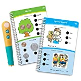 Educational Insights Hot Dots Getting Ready for 1st Grade Set with Interactive Pen Included, 2 Books with 100 Lessons, Homeschool, Ages 6+