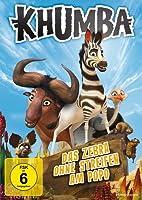 Khumba - Das Zebra ohne Streifen am Popo