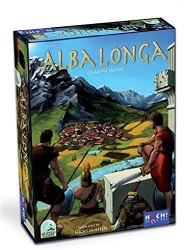 QWG Games - Alba Longa by Tasty Minstrel Games
