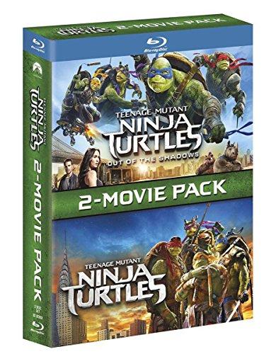 Tartarughe Ninja / Tartarughe Ninja 2 - Fuori Dall'Ombra (2 Blu-Ray) [Blu-ray]