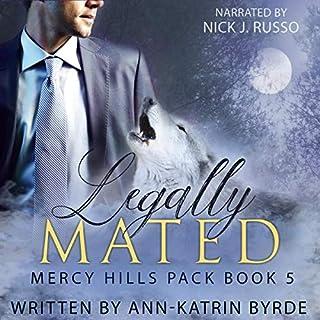 Legally Mated (MM Gay Mpreg Romance) cover art