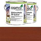 OSMO Protección Madera Esmalte Aceite 750ml - Caoba