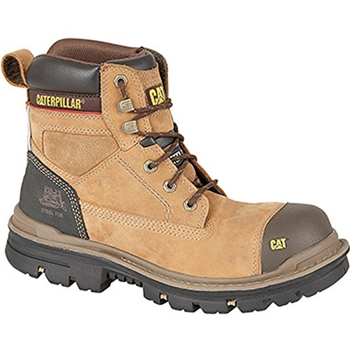 Caterpillar Apos - Botas de seguridad para la industria (15,2 cm), color Marrón, talla 42 EU