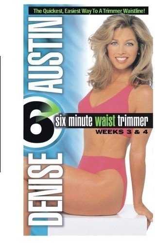 6 Minute Waist Trimmer Weeks 3 [DVD-Audio]
