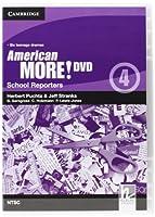 American More! Level 4 [DVD]