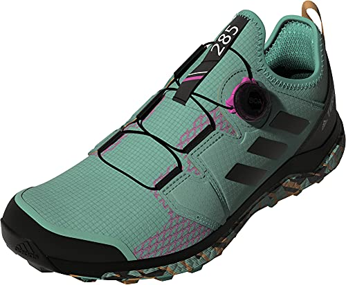 adidas Terrex Agravic Boa, Zapatillas de Trail Running Hombre, MENACI/NEGBÁS/ROSCHI, 42 EU