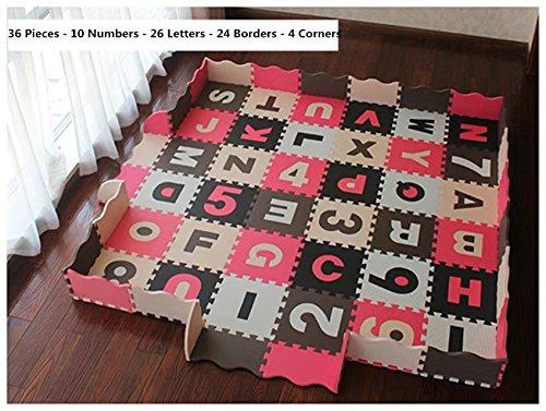 SoClear–Puzzle alfombra niño...