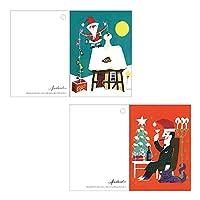 Ib Antoni イブ・アントーニ ギフトカードS ( カールスバーグ / まちにまったクリスマス )