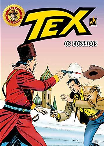 Tex Edição Em Cores 45. Os Cossacos
