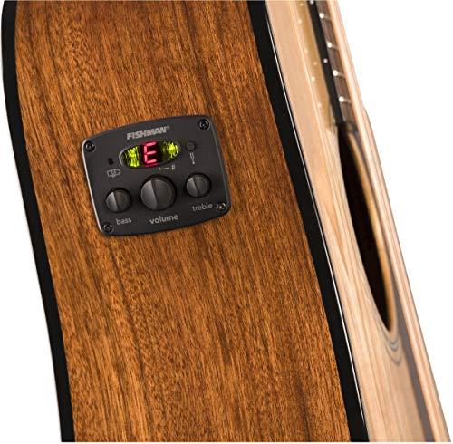 Fender CD-140SCE 12-String Acoustic Guitar - Natural