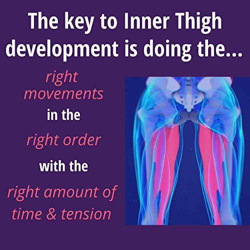 CRITICAL BENCH.COM The Inner Thigh Solution - Instructional Workout DVD with Digital Downloads