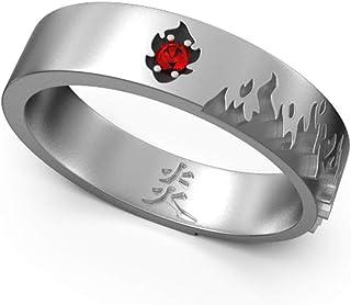 Pluscraft 鬼滅の刃 煉獄杏寿郎 指輪 炎柱 リング