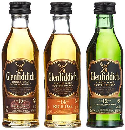 Glenfiddich The Family Collection Whisky
