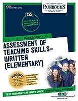 Assessment of Teaching Skills–written (Admission Test Series)