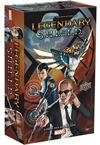 Legendary S.H.I.E.L.D.: A Marvel Deck Building Game Expansion