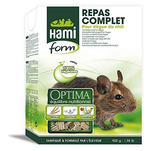 HAMIFORM Repas Complet Optima pour Octodon 900g