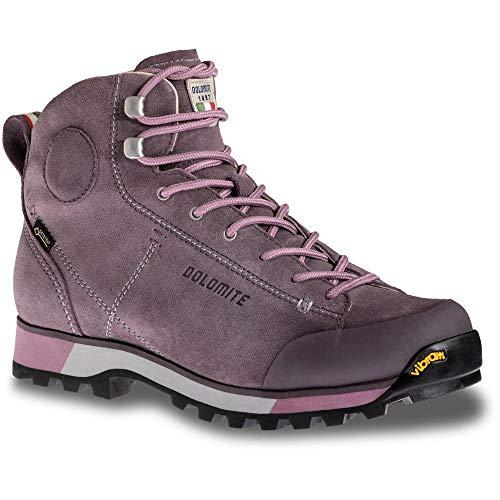 Dolomite Damen Bota Hike W Cinquantaquattro Wanderung MIT GTX-Stiefel, Dark Violet, 41 1/3 EU