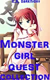 Monstergirl Quest Collection: Books 1-3 of the Gamelit Litrpg Series
