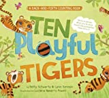 Ten Playful Tigers: A Back-and-Forth Counting Book (Back-and-Forth Books)