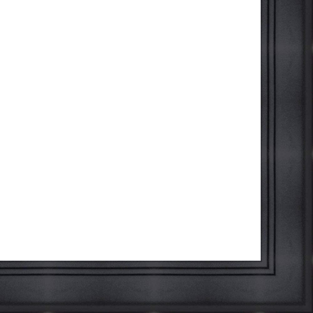 30x36 - 30 x 36 Seasonal Wrap Introduction Contemporary Black Frame with Solid UV Discount mail order Wood Fram