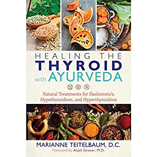 Healing the Thyroid with Ayurveda cover art