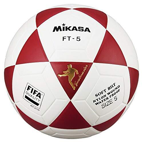 Mikasa FT5 Goal Master FIFA Soccer Ball Size 5 Official Footvolley Ball