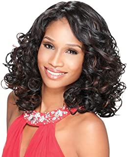 Sensationnel Totally Instant Weave U Part Synthetic Wig - Blossom-DX4799