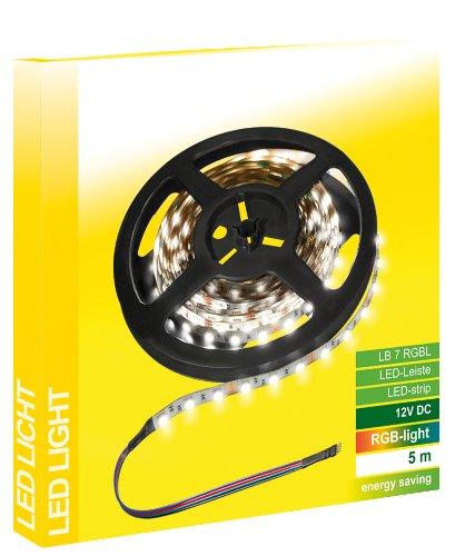 Transmedia LB7RGBL LC Série Ampoule RGB LED Bar 12 V 35 W