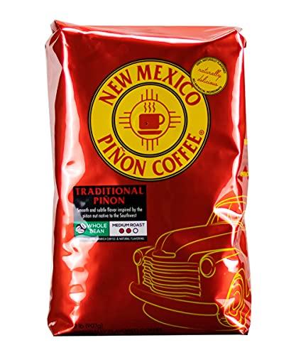 New Mexico Piñon Coffee Naturally Flavored Coffee (Traditional Piñon...