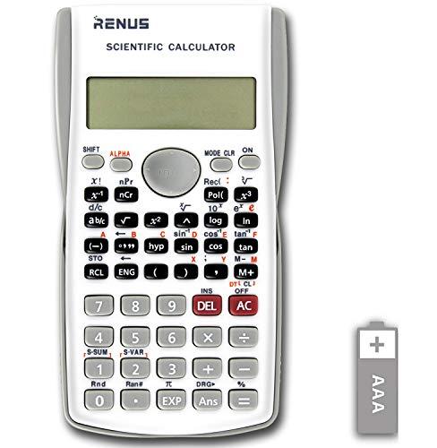 RENUS Wissenschaftlicher Taschenrechner,...