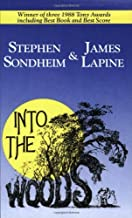By Stephen Sondheim - Into the Woods (3/13/90)