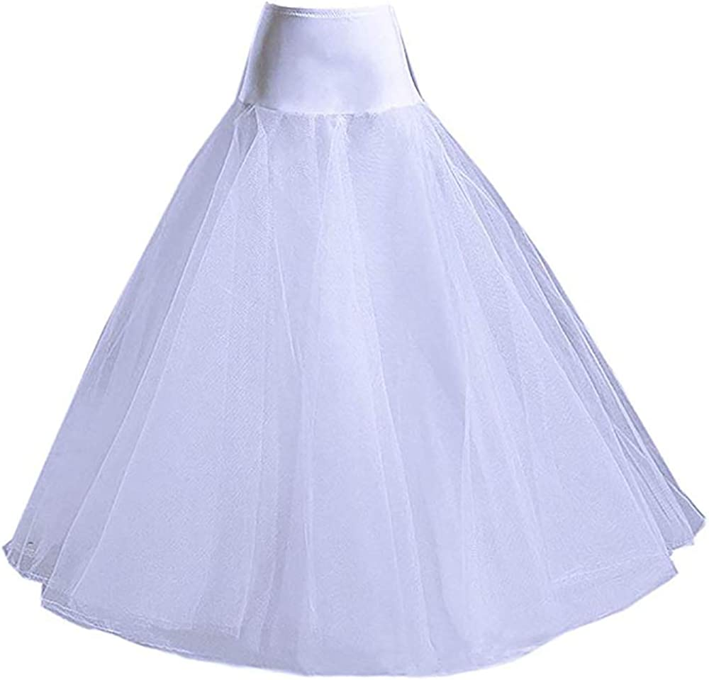 AWSALE A Line low-pricing Petticoats for Don't miss the campaign Underski Women Crinoline Half Slips