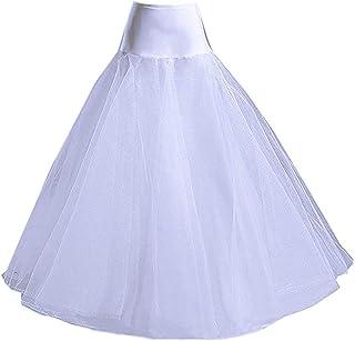 Women 50s Petticoat Skirts Tulle Tutu Crinoline Underskirt