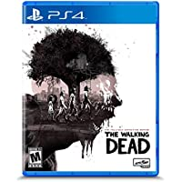 The Walking Dead The Telltale Definitive Series Standard Edition for PlayStation 4 by Skybound Games