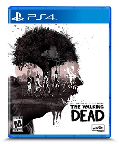 The Walking Dead: The Telltale Definitive Series – PlayStation 4