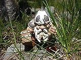 Wikinger Victor Norse Zwerg Gnom Statue - Wikinger Garten Gnom Farbige Dekoration für Patio Gartenzwerg Deko Garten für Rasen, Hofkunstdekoration, Einweihungsgarten Geschenk