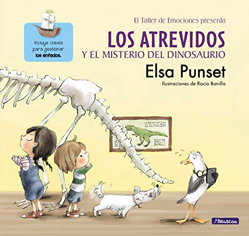 Los Atrevidos y el misterio del dinosaurio (El taller de...