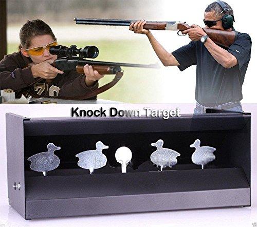 3.2080 aus Metall Walther Magnetischer Scheibenkasten Kugelfang mit 4 Kippscheiben