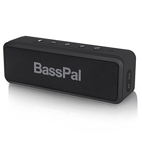 BassPal SoundRo X3 Portable Bluetooth Speaker