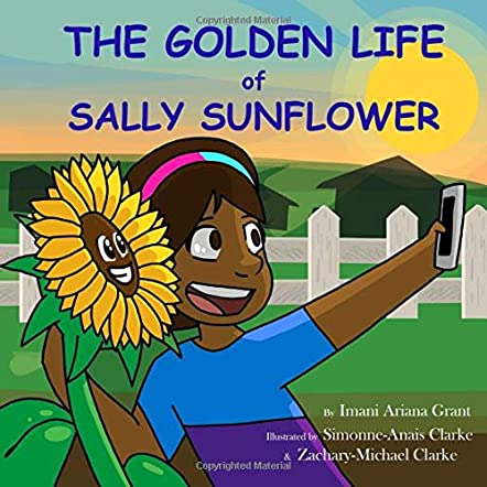 The Golden Life of Sally Sunflower