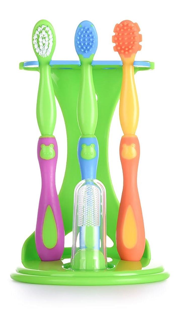 配管工降雨フィクションReizbaby ベビー トレーニング 歯ブラシ