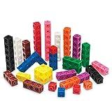 ラーニングリソーシズ Math Linkシリーズ 算数キューブ ブロック 100個入り LER4285 正規品