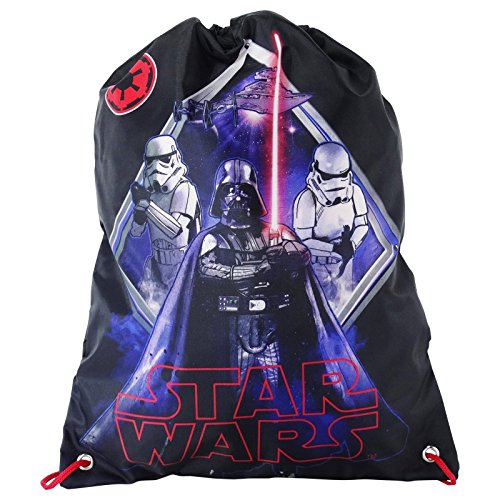 Disney Star Wars Mochilla Saco Bolso Escolar