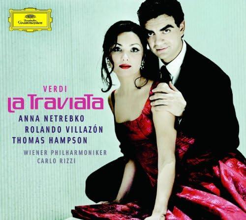 Anna Netrebko, Rolando Villazón, Wiener Philharmoniker & Giuseppe Verdi