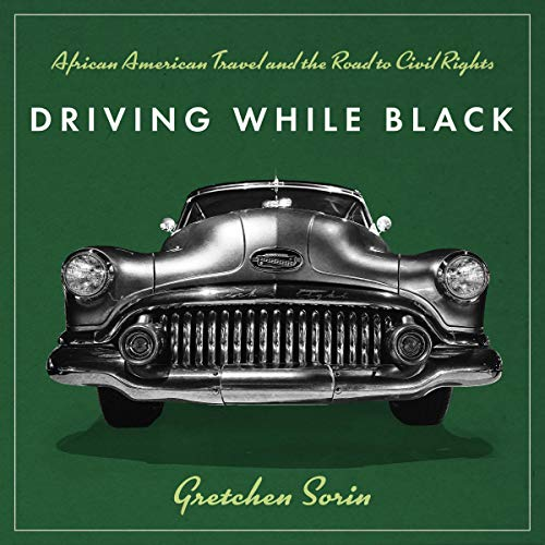 Driving While Black cover art